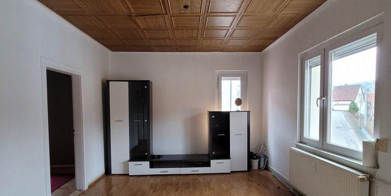 Wohnzimmer 4 Familienhaus Ebingen