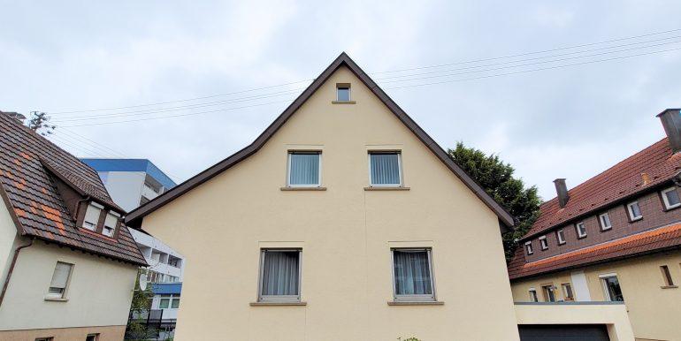 Leonberg Eltingen Einfamilienhaus 1