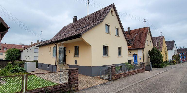 Leonberg Eltingen Einfamilienhaus 2