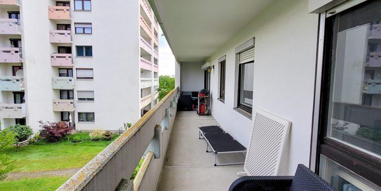 Vier Zimmer Wohnung Weilstetten 12