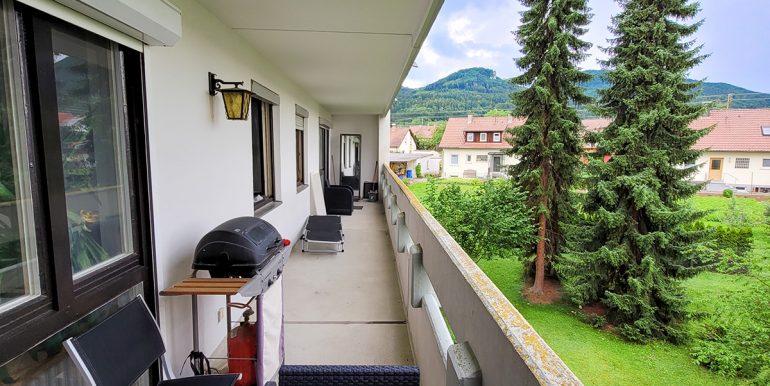 Vier Zimmer Wohnung Weilstetten 13