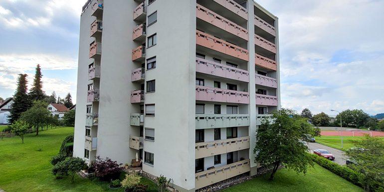 Vier Zimmer Wohnung Weilstetten 14