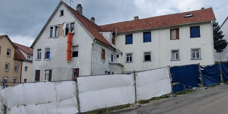 Bauplatz Ebingen Mehrfamilienhaus 12